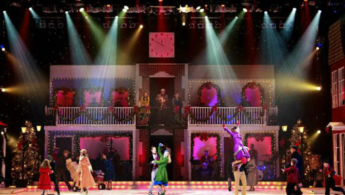 the 2015 christmas show at american music theatre